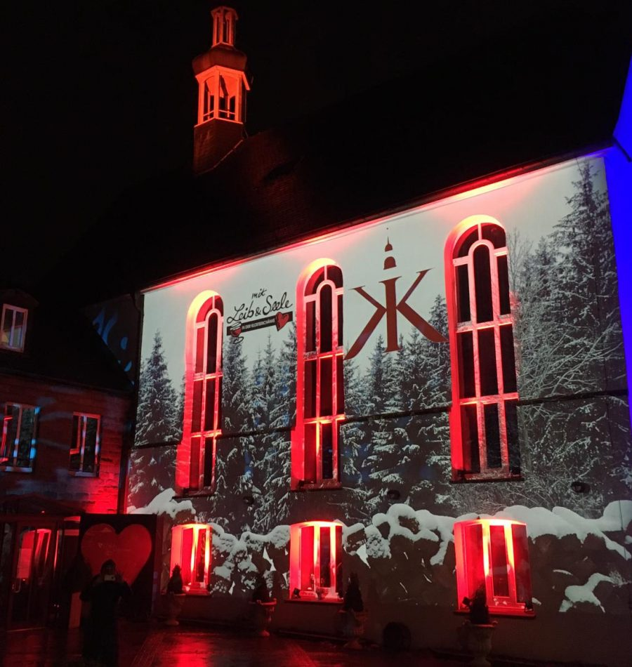 Kulturkirche Weihnachtsleuchten